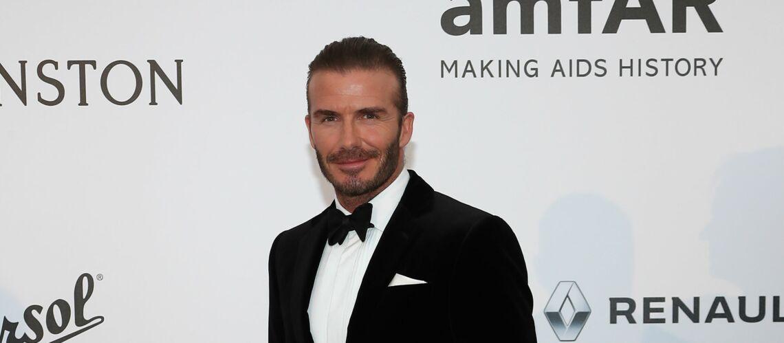 PHOTO – Polémique: David Beckham embrasse sa fille sur la bouche et se met les internautes à dos