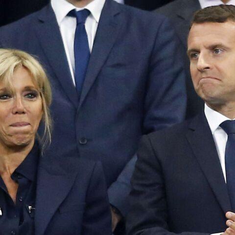 PHOTOS – Brigitte Macron: avec son époux Emmanuel Macron, ils portent des tenues assorties à la finale du Top 14