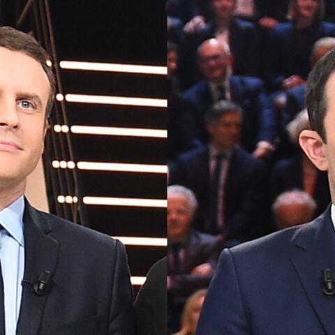 """Emmanuel Macron: pour Benoît Hamon aussi, """"c'est un petit génie""""… mais avec ironie"""