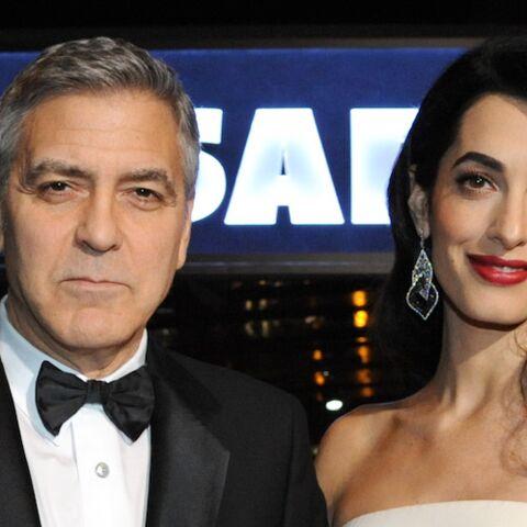 PHOTOS – Amal et George Clooney enfin parents: retour sur leur histoire d'amour