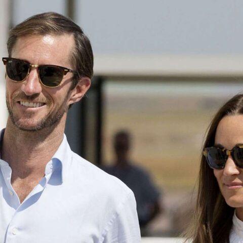 Pippa Middleton a dû «insister» pour que son mari James Matthews porte une alliance