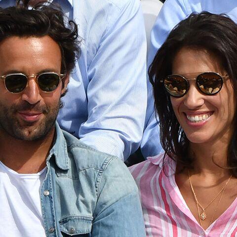 PHOTOS – Les couples de Roland Garros – Marianne James en bonne compagnie, Alysson Paradis et son chéri…