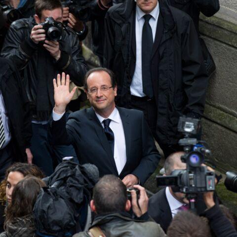 François Hollande est élu président de la République