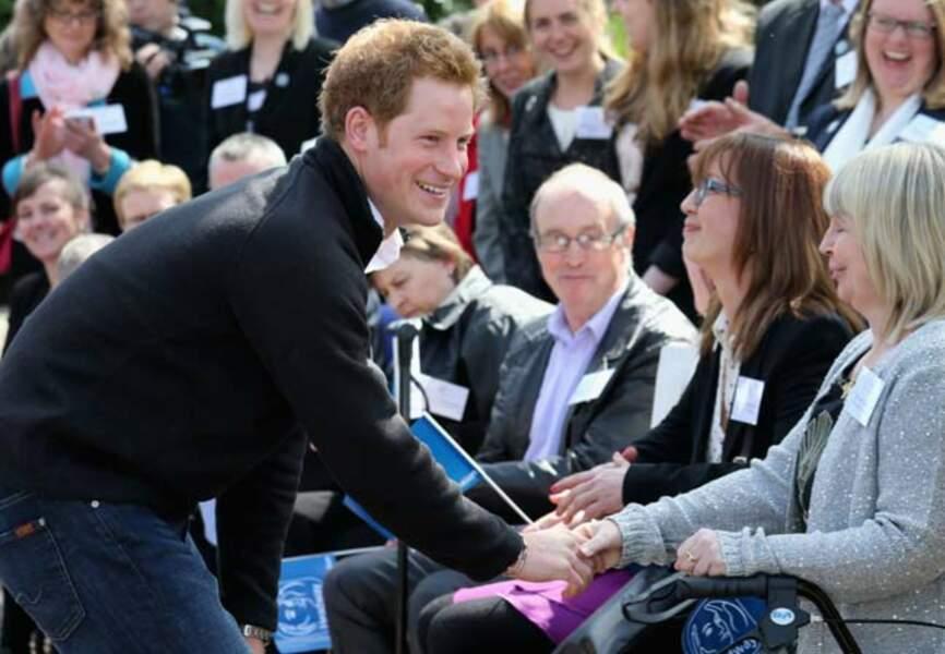 Une délicate attention pour les personnes handicapées