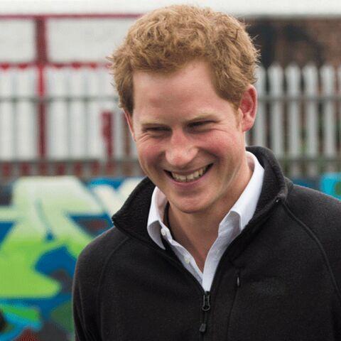 Royal Baby: Harry, trop bavard sur le sexe du bébé?