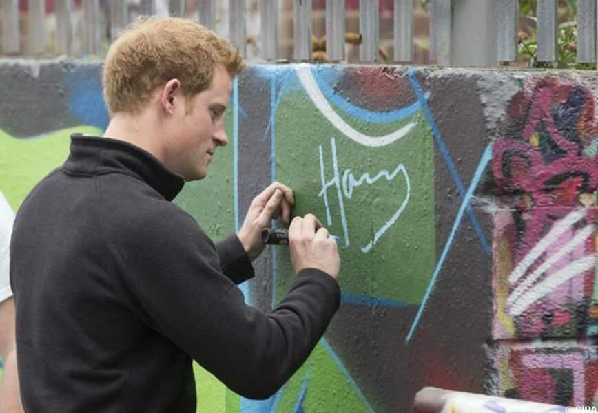 Dédicace street-art