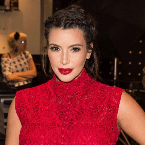 Les pieds 'tatoués' de Kim Kardashian