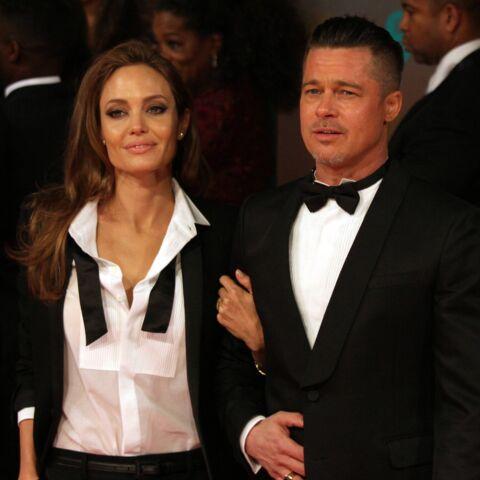 Angelina Jolie écrit un film la mettant en scène avec Brad Pitt
