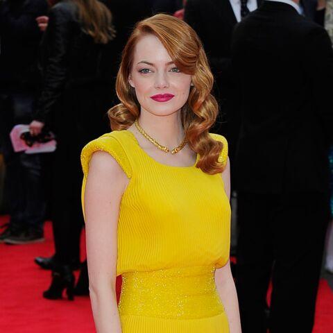 Emma Stone: non, elle n'est pas anorexique