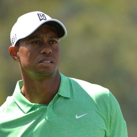 Depuis qu'il est célibataire, Tiger Woods ne dort plus
