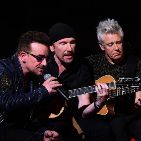 U2, concert surprise dans le métro de New York