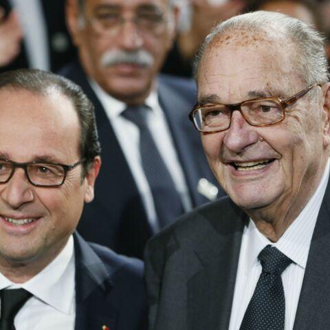 François Hollande – Jacques Chirac: l'ultime tête-à-tête?