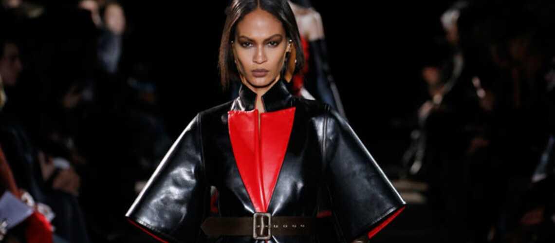 Photos – Ultradark chez Givenchy