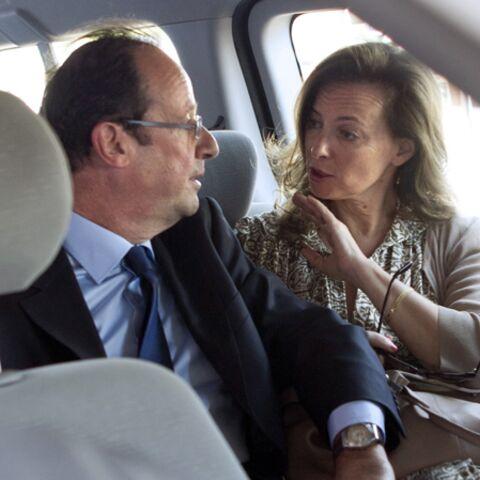 François Hollande «n'a rien nié» à Valérie Trierweiler