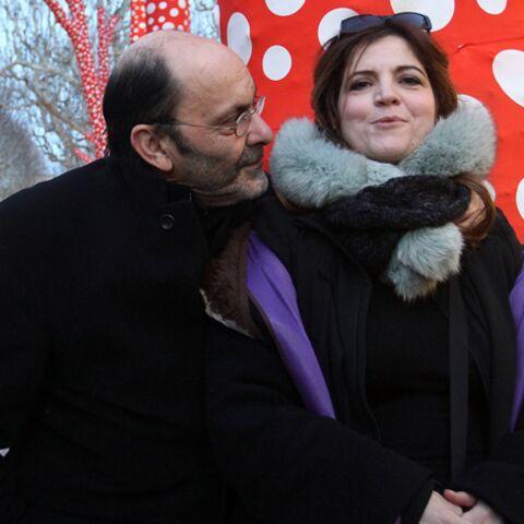 Photos- Agnès Jaoui et Jean-Pierre Bacri, comme un couple
