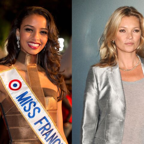 Miss France 2014 éconduite par Kate Moss