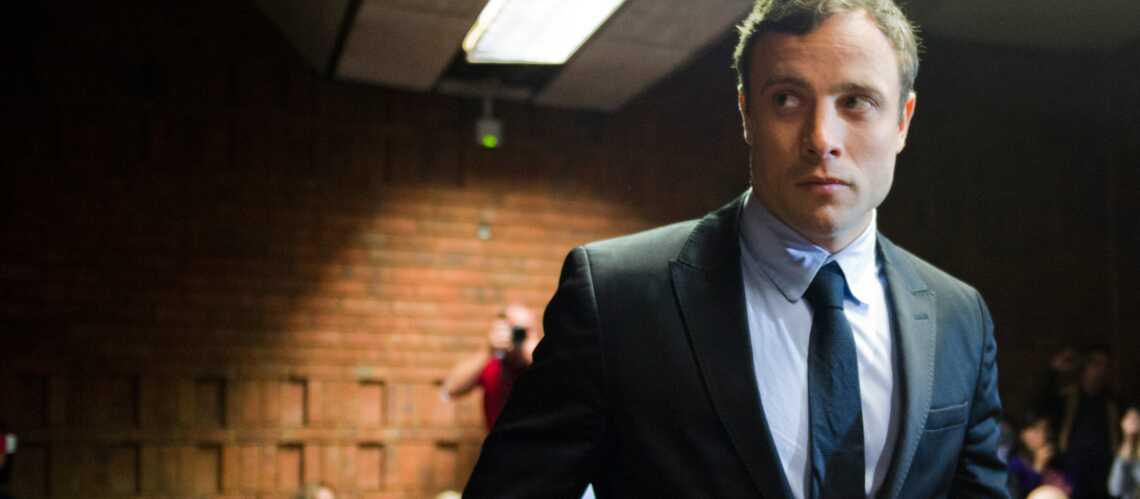 Oscar Pistorius a peur d'être empoisonné en prison