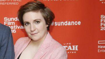 Lena Dunham hospitalisée d'urgence