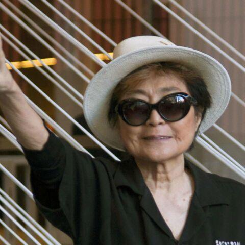 Yoko Ono convalescente n'inaugurera pas sa rétrospective à Lyon