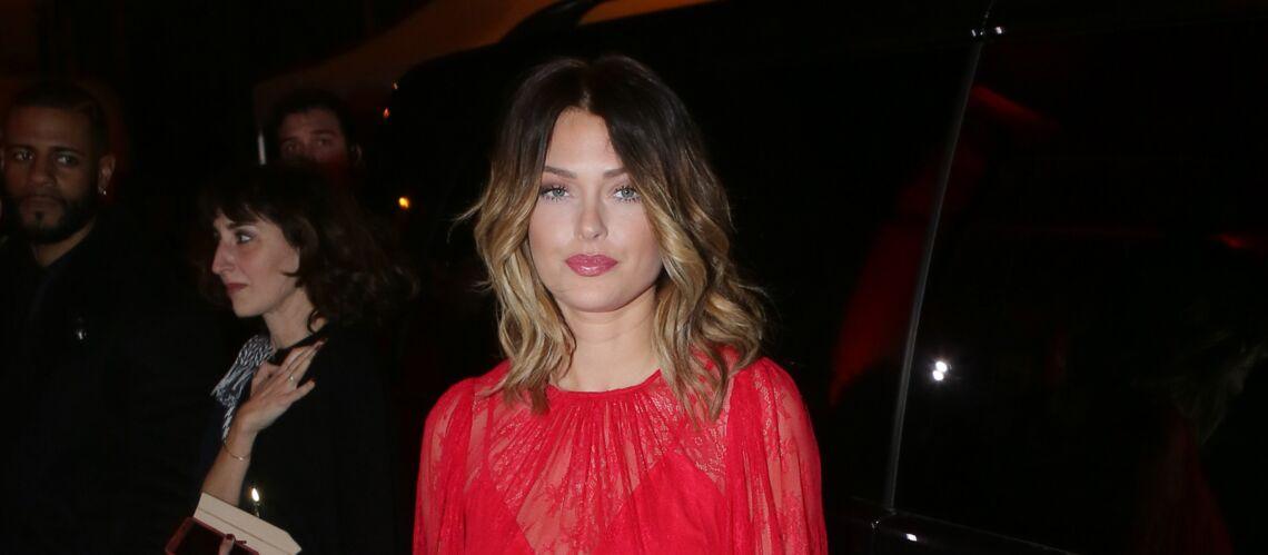 PHOTOS – Caroline Receveur, diablement sexy à la soirée L'Oréal Paris