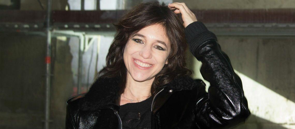 Charlotte Gainsbourg: amoureuse à 14 ans d'un homme «beaucoup plus âgé»