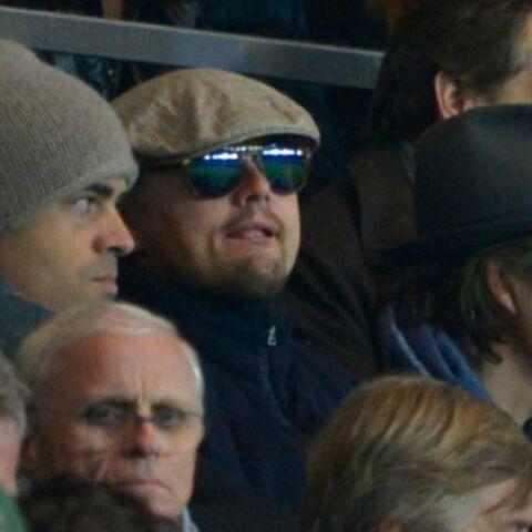 Leonardo DiCaprio supporter du PSG