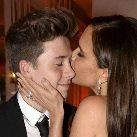 Photos – Victoria Beckham bons baisers de Brooklyn
