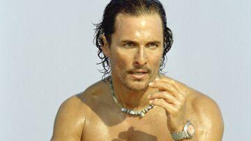 Matthew McConaughey a tout misé sur son physique