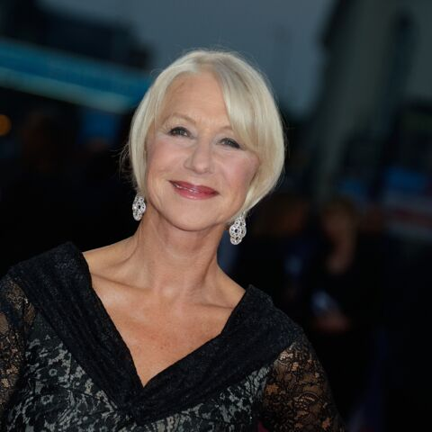 Helen Mirren, la star qui donne envie de vieillir