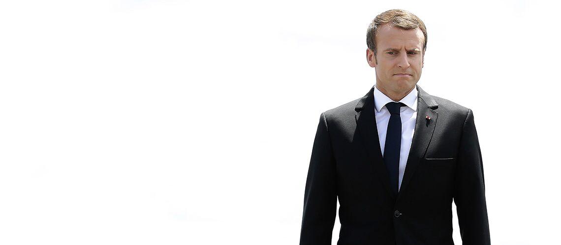 Finalement Emmanuel Macron ne va pas changer de marque de costume: Brigitte Macron a rassuré son tailleur