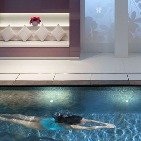 Spa Gagnant Design – Spa du Mandarin Oriental à Paris