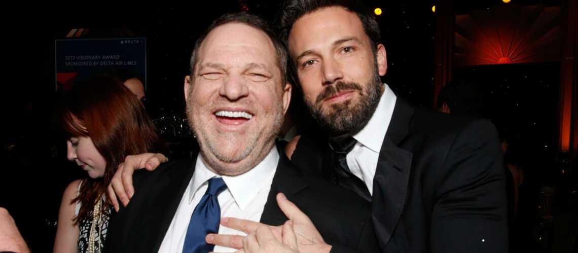 Ben Affleck: «Harvey Weinstein était sournois, je ne lui faisais pas confiance»