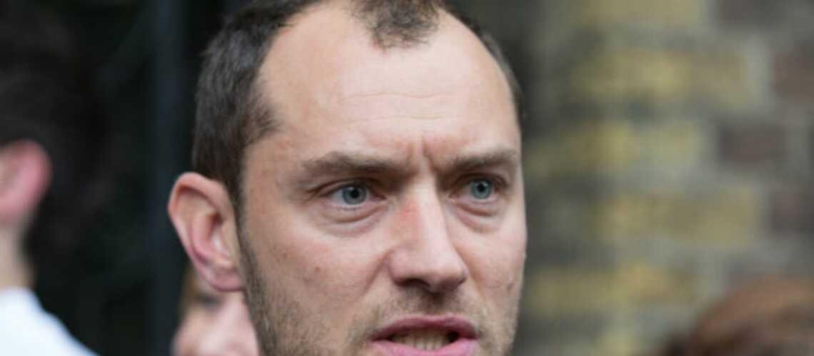 Photos- Jude Law, un militant Greenpeace comme les autres