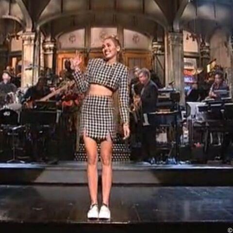 Miley Cyrus: une marche de plus sur l'échelle de la provocation