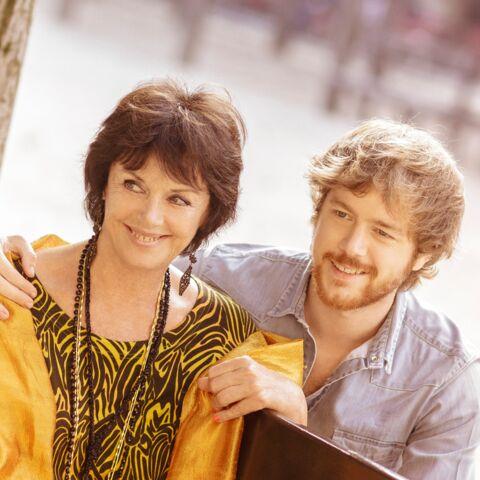Anny Duperey et Gaël Giraudeau: une mère et un fils formidables