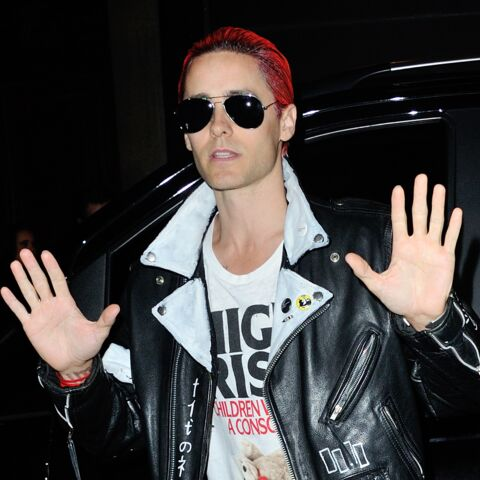 Jared Leto et Will Smith: absence totale de communication