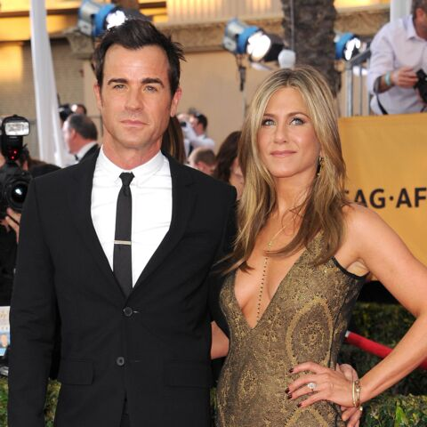 Justin Theroux ne supporte pas d'être séparé de Jennifer Aniston