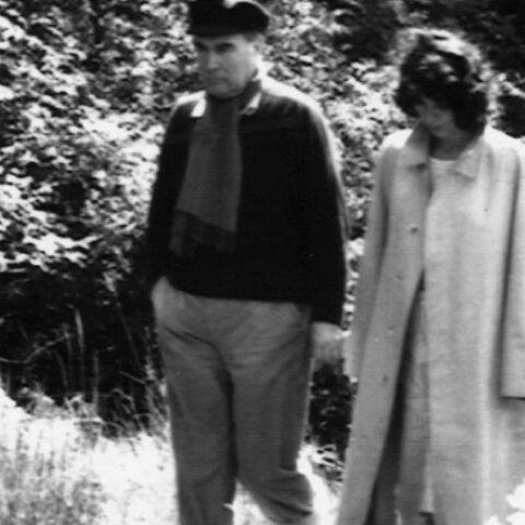 François Mitterrand: ses lettres d'amour à Anne Pingeot dévoilées