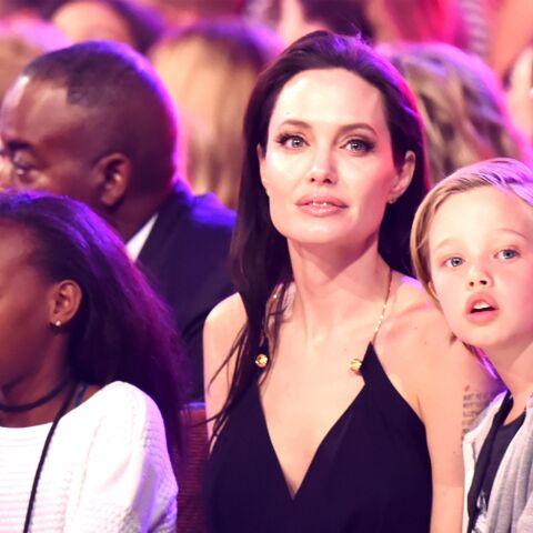 Angelina Jolie place ses enfants en thérapie pour «situation traumatisante»