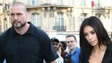 Kim Kardashian: son garde du corps Pascal Duvier, endetté de plus d'un million d'euros, aurait été viré