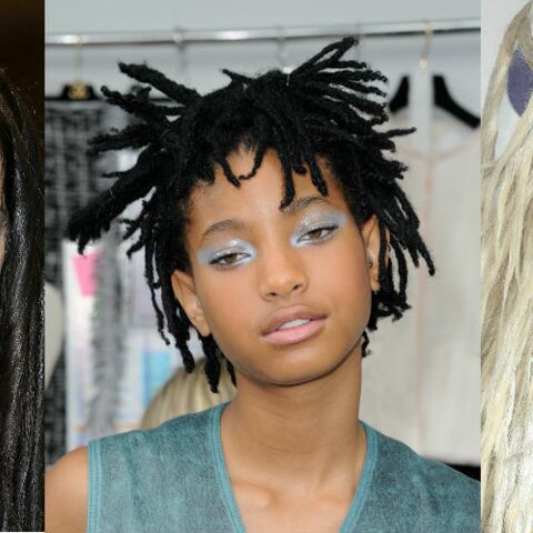 PHOTOS – Willow Smith, Rihanna, Lady Gaga… les stars adoptent les dreadlocks