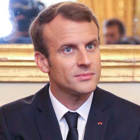 «C'est vous qui mettez le bordel», Emmanuel Macron plaisante avec les journalistes