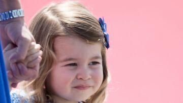 Triste d'en être séparée, la princesse Charlotte a fondu en larmes pour le premier jour d'école du prince George
