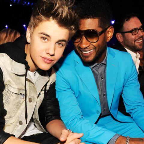 Usher pousse Justin Bieber à devenir végétarien