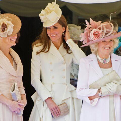 Princesse Kate, son style est copié par les femmes du clan