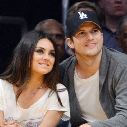Mila Kunis et Ashton Kutcher: mariage dans l'air!