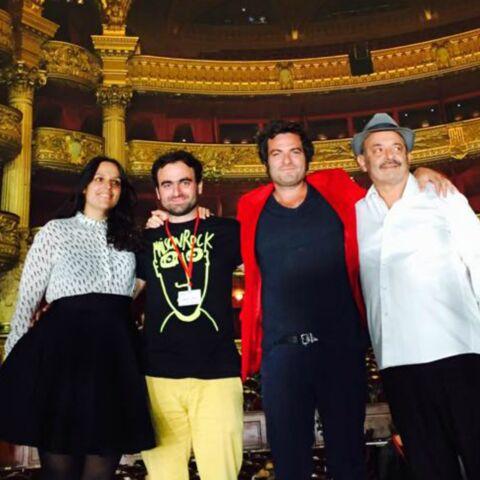 Ce soir, les Chedid passent la nuit à l'Opéra de Paris