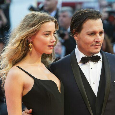 Photos – Johnny Depp et Amber Heard: l'amour à Venise