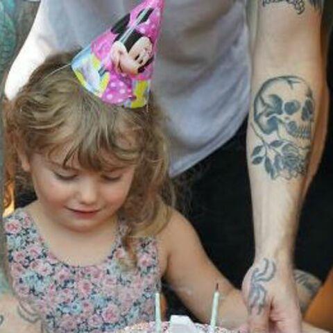 Cœur de Pirate et son ex réunis pour l'anniversaire de leur fille