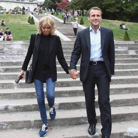 Brigitte Trogneux et Emmanuel Macron sont SDF